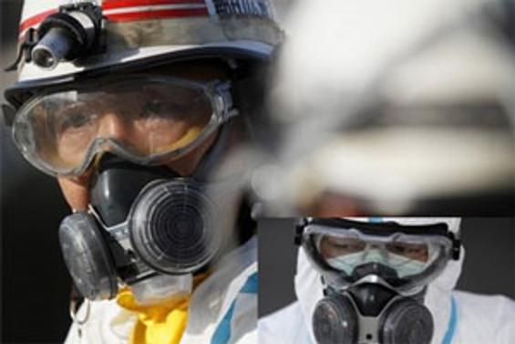 Fukuşima'da iki mühendis öldü