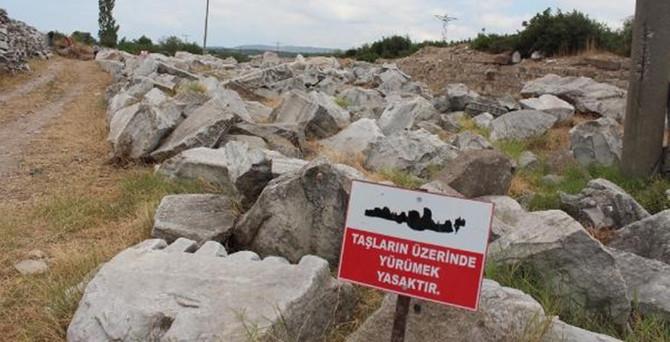 Kyizkos'da kazı çalışmalarına devam
