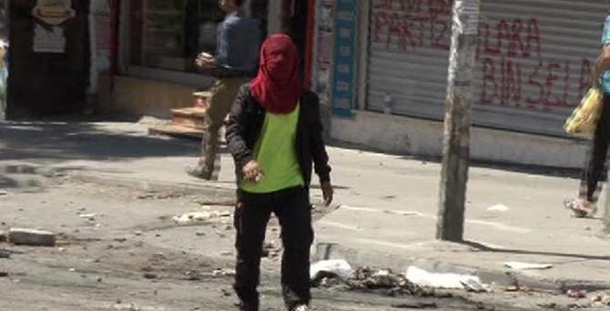 Gazi Mahallesi'nde çatışma