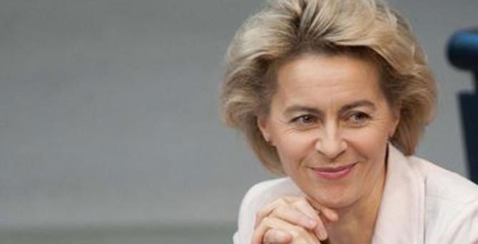 Almanya Savunma Bakanı Türkiye'yi eleştirdi