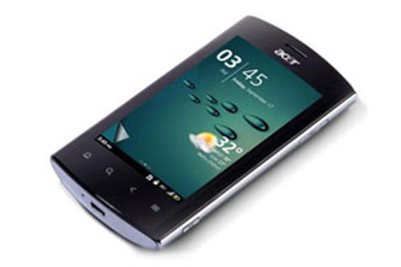 Acer'ın yeni nesil 'cep'i Liquid MT