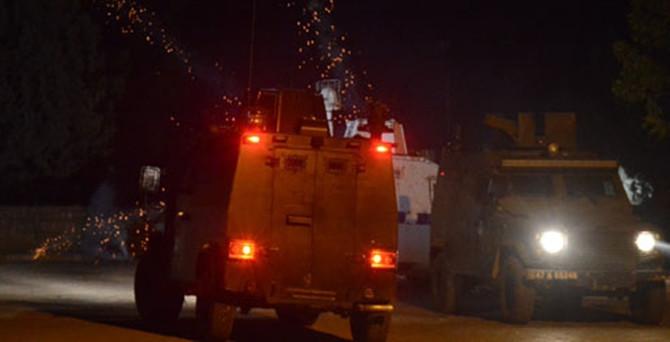 Mardin'de Trafik Denetleme Müdürlüğü'ne saldırı