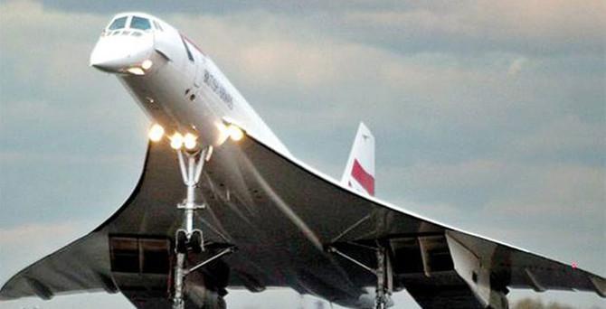 İşte ses hızından daha hızlı uçak