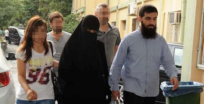'Ebu Hanzala' tutuklandı