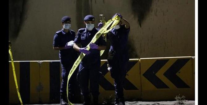 Bahreyn'de bombalı saldırı : 2 ölü
