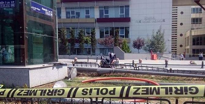 Vatan caddesinde bomba alarmı