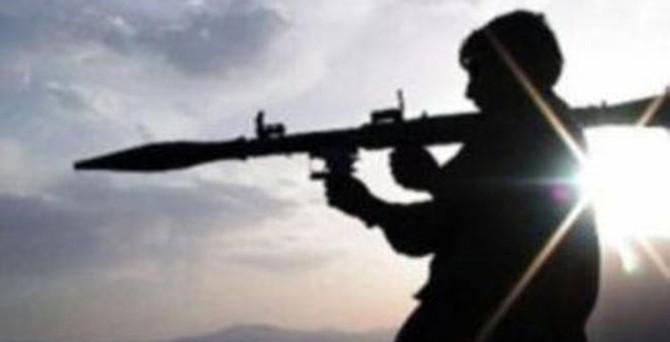 Hazro'da emniyete saldırı: 1 polis yaralı
