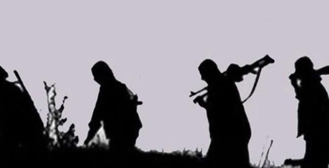Bitlis'te teröristler yol kesti!