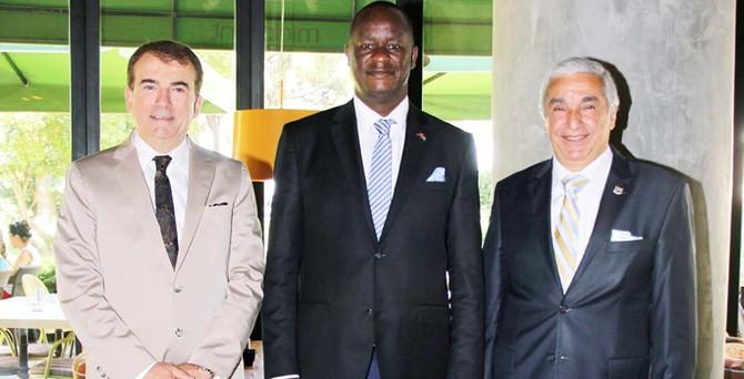 Kenya'dan Türk iş dünyasına 8 sektörde işbirliği daveti
