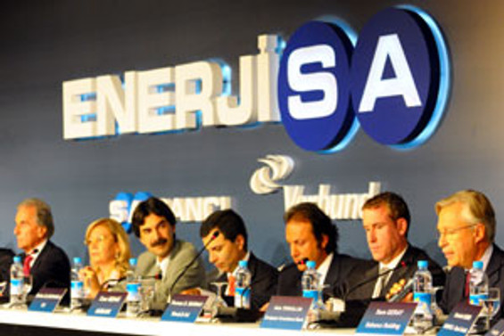 Enerjisa 700 milyon Euro kredi aldı