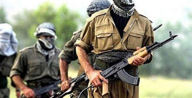 Dağlıca'ya PKK'dan havanlı saldırı