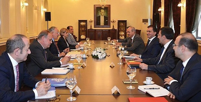 AK Parti ile CHP 3. kez görüştü