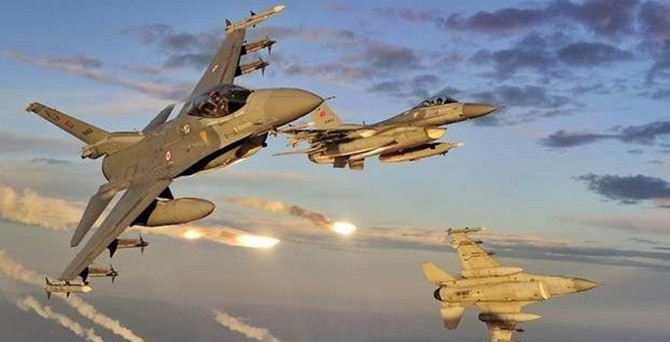 Kuzey Irak'taki kamplara bir operasyon daha