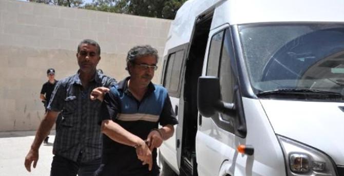 Elazığ'da DBP İl Başkanı tutuklandı