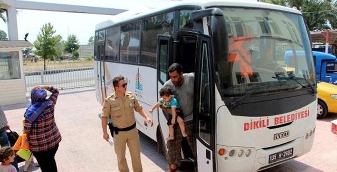 İzmir'de 68 kaçak yakalandı