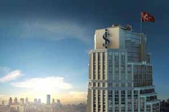 İş Bankası'nın 2008 aktif toplamı 97,6 milyar liraya çıktı