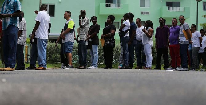 ABD'de işsizlik başvuruları beklentilere paralel