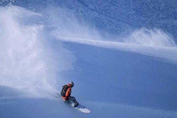 Mayıs ayında Bayraktepe'de kayak keyfi
