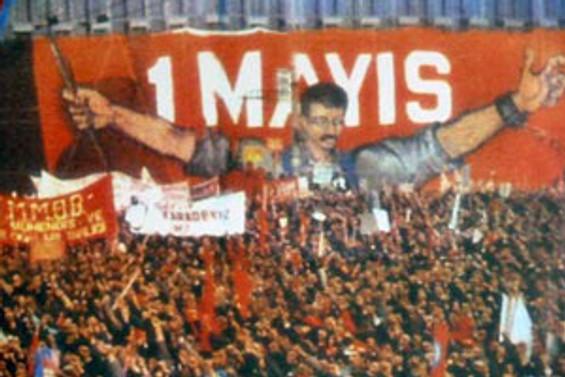 İşçiler, 1 Mayıs'a hazır