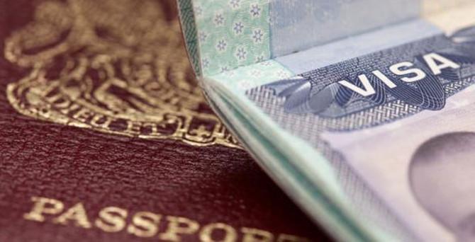 Almanya'ya vizesiz seyahat yolda