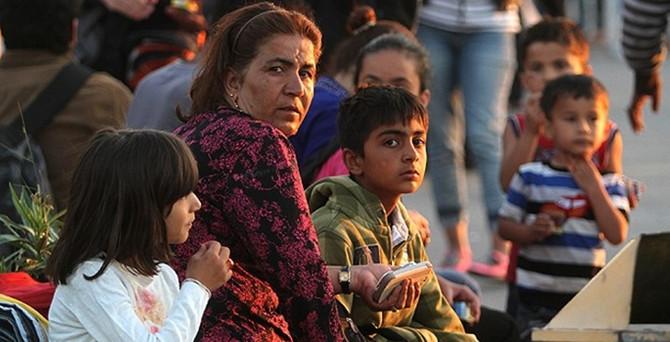 Ürdün'deki Suriyeli sığınmacılara yardım
