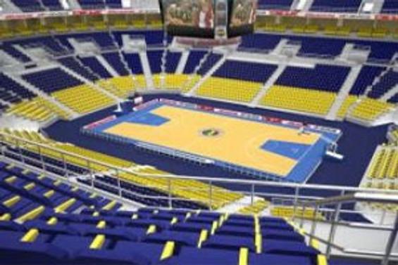 """""""Ülker Arena""""  görücüye çıkıyor"""