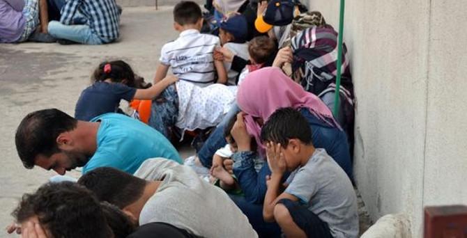Güvenlik güçleri 879 kaçak yakaladı