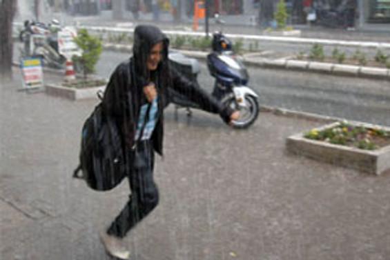Şiddetli yağış ve hortum uyarısı