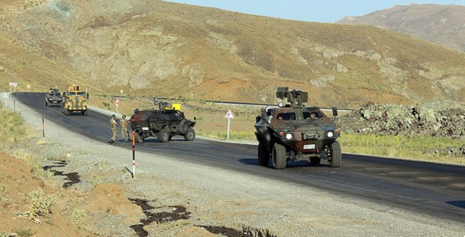 Dağlıca'da terör saldırısı