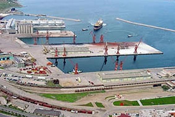 Bandırma Çelebi Limanı'ndan ithalat arttı