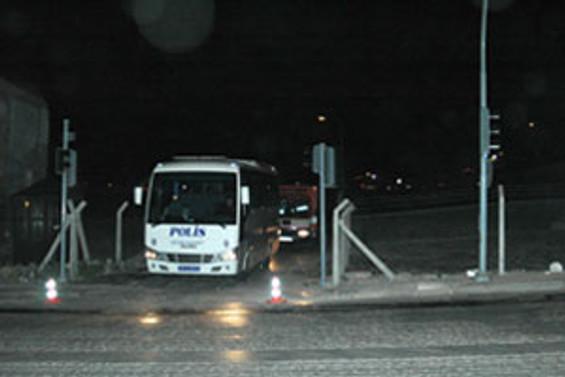 Sivil itaatsizliğin İzmir çadırına baskın