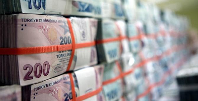 Hazine iki ihalede 2,87 milyar TL borçlandı