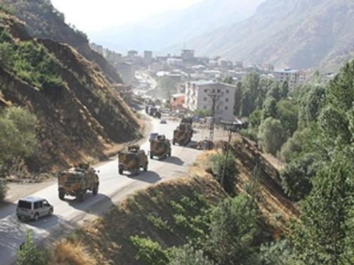 Şemdinli'de bazı alanlar 'özel güvenlik bölgesi' ilan edildi