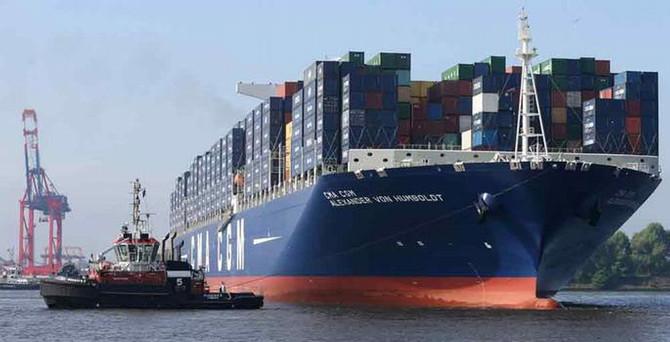Almanya'nın ihracat ve ithalatı beklentileri aştı