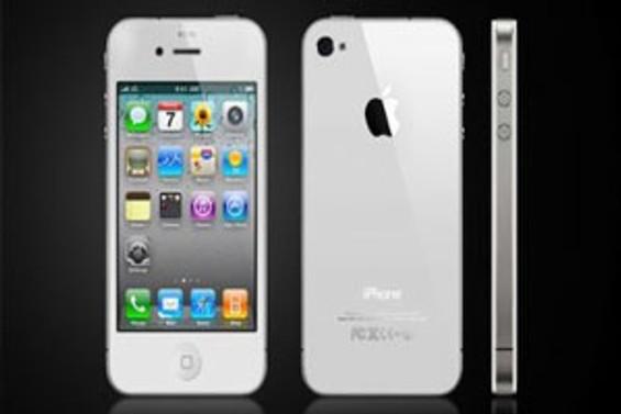 Beyaz iPhone 4'ü Vodafone getirecek