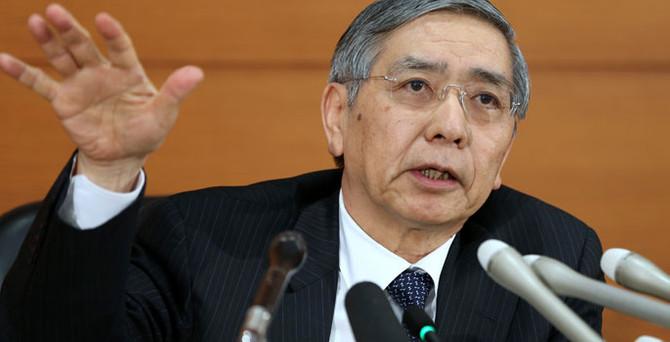 Japonya parasal gevşemeyi düşünmüyor