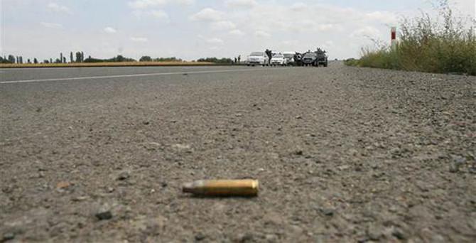 Teröristlerden sahte ihbar: 1 polis şehit