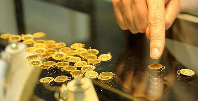 Altın satışları durma noktasında