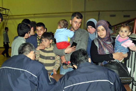 Türkiye'ye sığınan Suriyeli sayısı artıyor