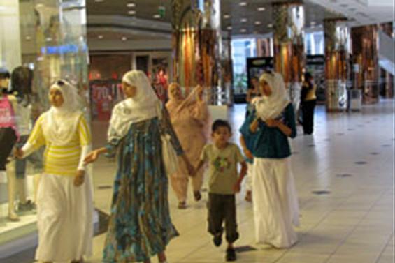 Mersinli turizmcilerin gözü Ortadoğu'da