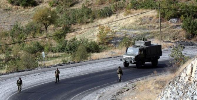 Diyarbakır'da 21 'geçici askeri güvenlik' bölgesi