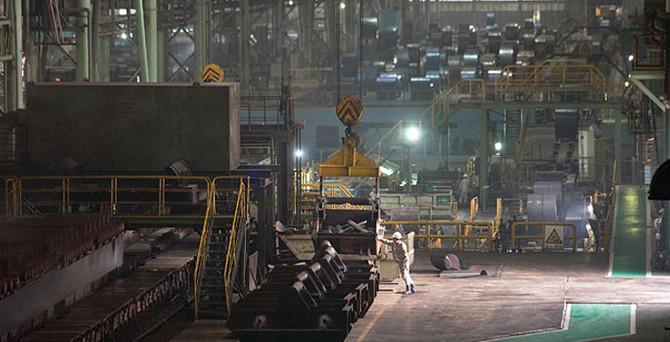 Sanayi üretimi beklentileri karşılamadı