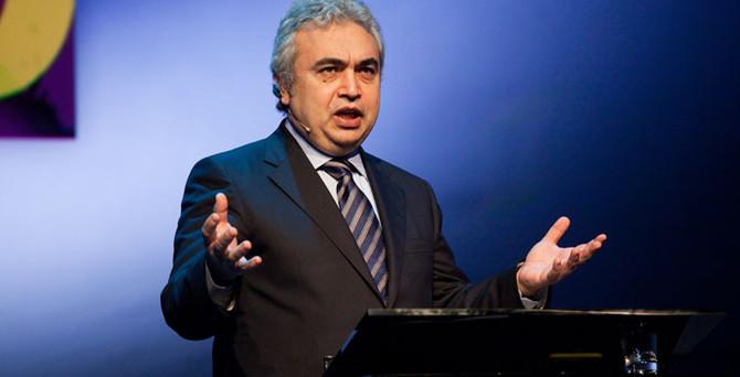 Fatih Birol resmen EIA İcra Direktörü oldu
