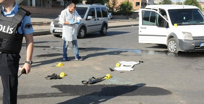 Polis aracına saldırı: 1 komiser şehit oldu