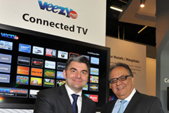 Avrupa'ya 1 milyon Connected TV satacak