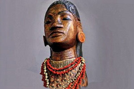 Tahitili kız heykeline 11,3 milyon dolar