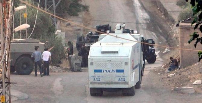 Derik'te PKK saldırısı: 2 polis yaralı