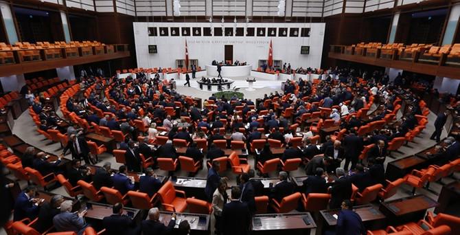 Meclis tezkere için toplandı
