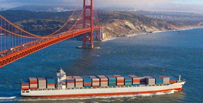 ABD'nin dış ticaret açığı geriledi
