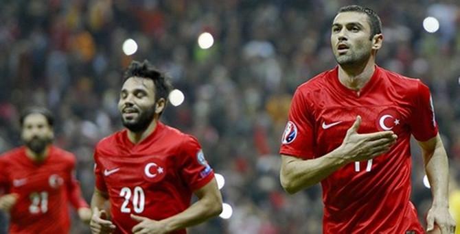 Türkiye 1 - 1 Letonya